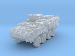 M1133 Stryker MEV scale 1/87 in Smooth Fine Detail Plastic