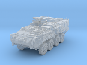 M1133 Stryker MEV scale 1/285 in Smooth Fine Detail Plastic
