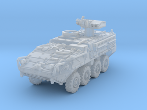 M1134 Stryker ATGM scale 1/87 in Smooth Fine Detail Plastic