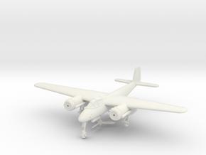 1/144 Focke-Wulf Ta-254 in White Natural Versatile Plastic