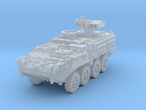 M1134 Stryker ATGM scale 1/285 in Smooth Fine Detail Plastic