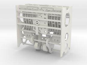 31000 block - 2000t (v3) in White Natural Versatile Plastic