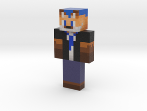 Kailin 2 refit b | Minecraft toy in Natural Full Color Sandstone