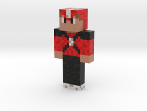 Byron313 | Minecraft toy in Natural Full Color Sandstone