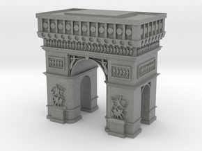 Arc de Triomphe  in Gray Professional Plastic