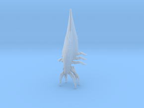 Mass Effect Harbinger Reaper in Smooth Fine Detail Plastic