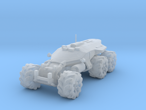 Mass Effect Andromeda Nomad in Smooth Fine Detail Plastic