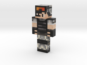 Funny0503 | Minecraft toy in Natural Full Color Sandstone