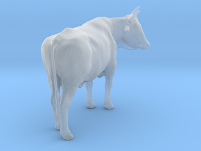 ABBI 1:35 Standing Cow 2 in Smooth Fine Detail Plastic
