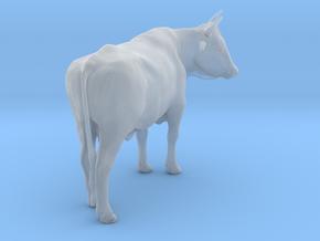 ABBI 1:9 Standing Cow 2 in Smooth Fine Detail Plastic