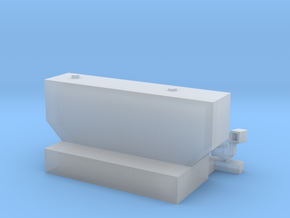 1:50 Transfer tank for 6ft bed Sword/FG F250 in Smooth Fine Detail Plastic