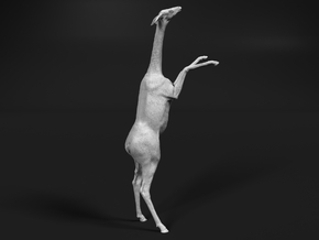 Gerenuk 1:64 Female feeding on two legs in Smooth Fine Detail Plastic