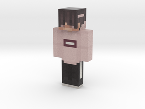 Eraliah | Minecraft toy in Natural Full Color Sandstone