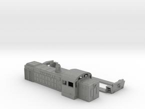 Locomotive TGM 4  ussr DISEL in Gray PA12: 1:160 - N
