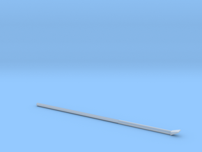 1-10 Panther 120mm wrecking bar in Smooth Fine Detail Plastic
