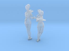 Printle Multiples NML Femme 051 - 1/48 in Smooth Fine Detail Plastic