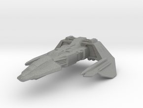 Annari Warship 1/5400Attack Wing in Gray Professional Plastic
