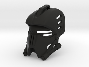 Star Wars-like mask in Black Natural Versatile Plastic