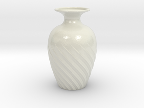 Vase 1033M in Glossy Full Color Sandstone