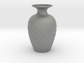 Vase 1033M in Gray Professional Plastic