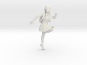 Printle C Femme 056 - 1/32 in White Natural Versatile Plastic