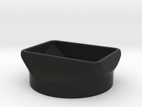 [Ver 1] CV 35/1.4 & 40/1.4 Compact Hood in Black Natural Versatile Plastic