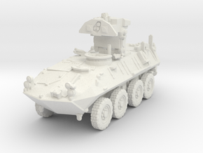 LAV AT scale 1/100 in White Natural Versatile Plastic