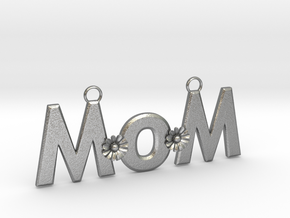 mom in Natural Silver