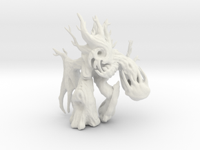 Treeman for 15mm - 28mm in White Natural Versatile Plastic