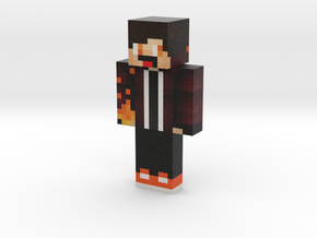 artur337 | Minecraft toy in Natural Full Color Sandstone