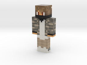 cosmonautsix | Minecraft toy in Natural Full Color Sandstone