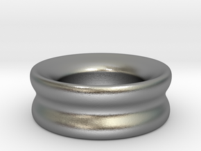 Stretcher : Tunnel in Natural Silver