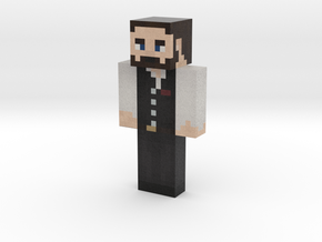 Stauffenberger | Minecraft toy in Natural Full Color Sandstone
