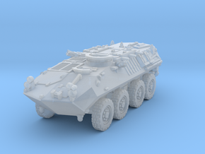 LAV M (mortar) scale 1/160 in Smooth Fine Detail Plastic