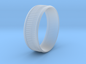 Bullet Belt Ring - multiple sizes available in Smoothest Fine Detail Plastic: 5 / 49