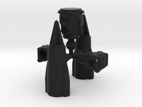 Baron Karza Centaurus Kit in Black Natural Versatile Plastic