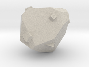 Adamantite Ore in Natural Sandstone