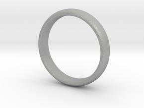 SimpleRing 7.5 in Aluminum