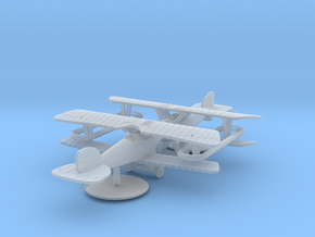 Albatros D.III (Middle East version) in Smooth Fine Detail Plastic: 1:285