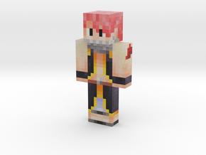 NatsuDoraguniru | Minecraft toy in Natural Full Color Sandstone