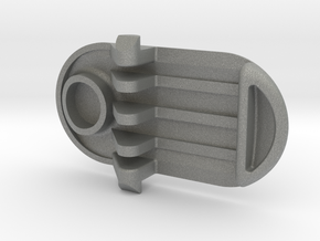 Filter Housing Release Button in Gray Professional Plastic