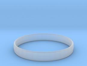 Ima Edgededges Bangle - Bracelet in Smooth Fine Detail Plastic: Extra Small