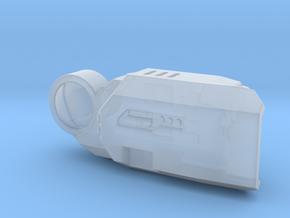 Tau Commander Alternative forearm in Smooth Fine Detail Plastic: d3
