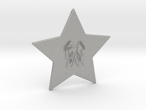 star-gemini in Aluminum