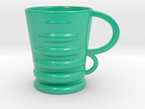 Decorative Mug in Glossy Full Color Sandstone