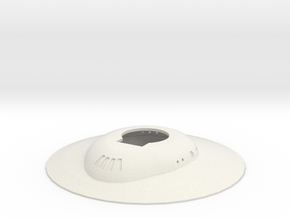 1:537 scale Replacement Taylor EASY B-C-D_Deck in White Natural Versatile Plastic