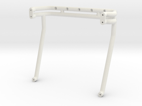 Nitemare Rollbar in White Natural Versatile Plastic