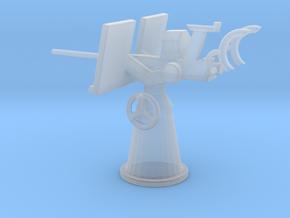 1/87 Scale 20mm Gun Mount Mk2 in Smooth Fine Detail Plastic