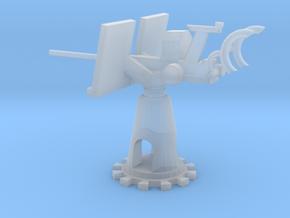 1/96 Scale 20mm Gun Mount Mk6 in Smooth Fine Detail Plastic