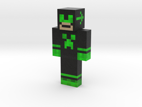 axe_y | Minecraft toy in Natural Full Color Sandstone